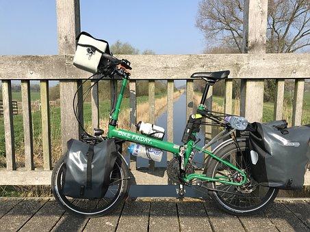 Folding Bike, The East Of England