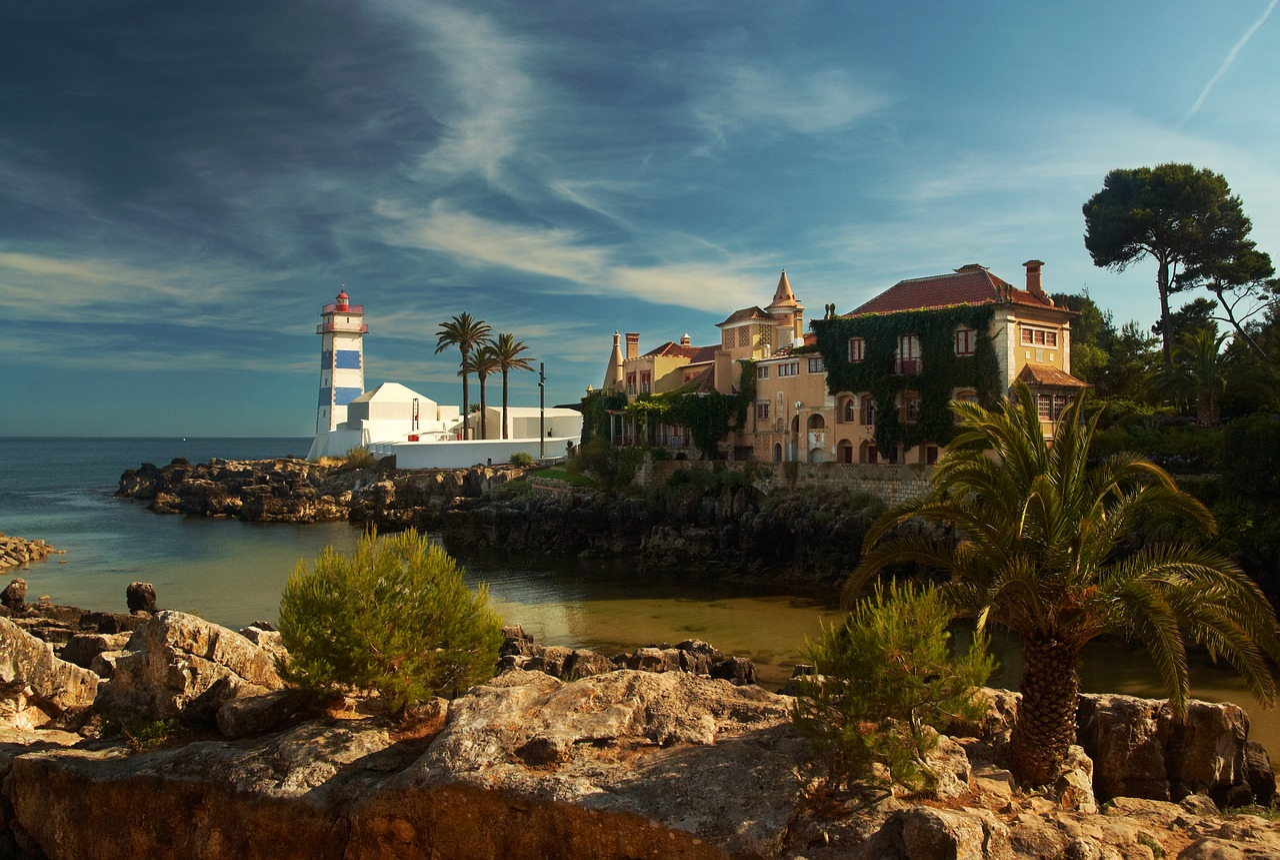 Cascais Bồ Đào Nha Bờ Biển - Ảnh miễn phí trên Pixabay