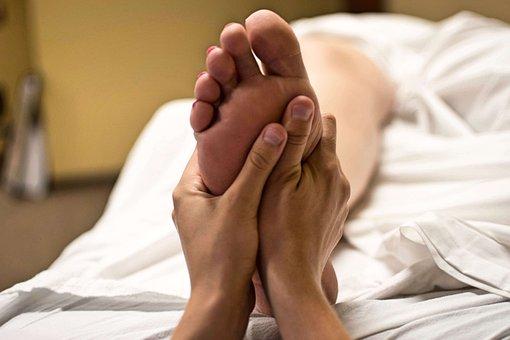 Masáž Nohou, Reflexní, Masáž, Nohy Masáž