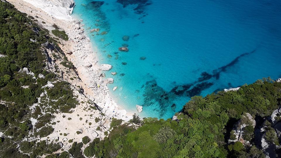 Sardaigne, Méditerranée, Côte, Plage, Mer, Turquoise - Twelve magazine
