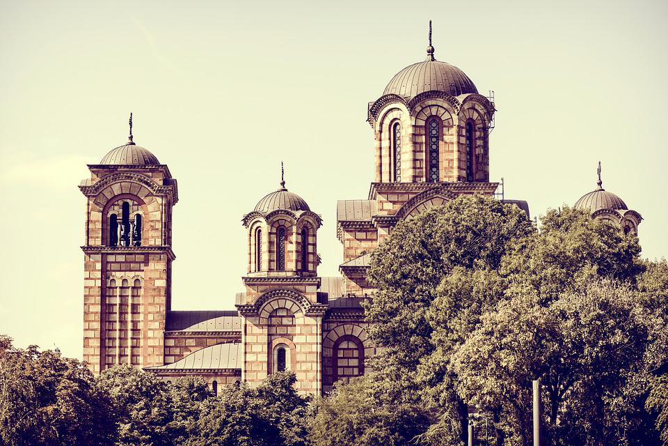 Igreja de São Marcos, em Belgrado
