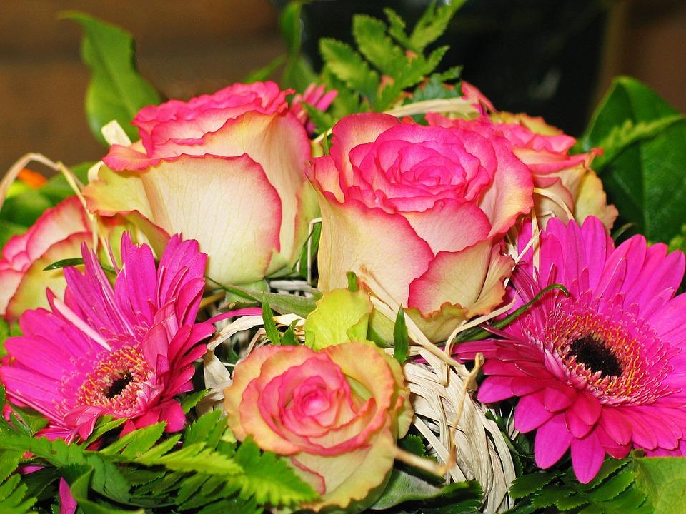 Ramo Flores De · Foto gratis en Pixabay