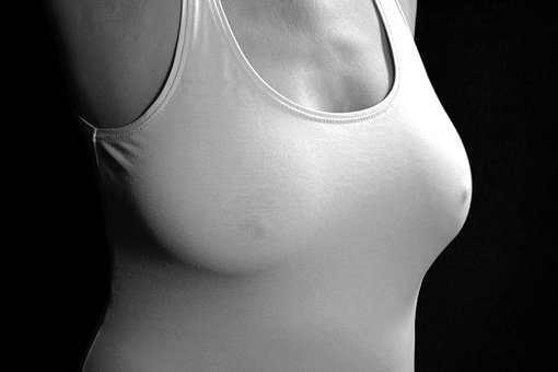 Top, Shirt, Breasts, Nipple, Nipples