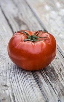 Tomato, Vegetable, Food, Fresh, Red