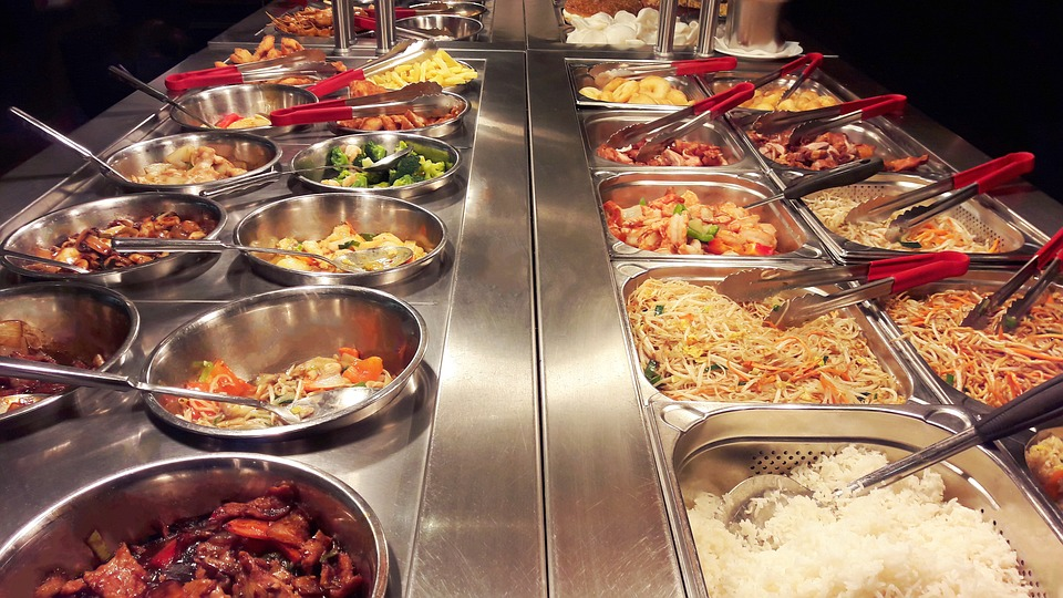 318 Asian Buffet now serving beer & wine; offering Valentine's Day special