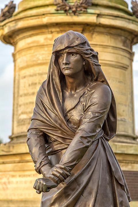 莎士比亚, 结构, 吟游诗人, 里程碑, 麦克白 》, 剧作家, 雕像