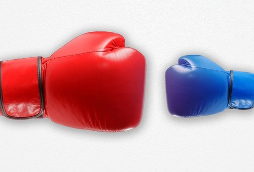 Fight, Box, Unfair, Weak, Strong, Small