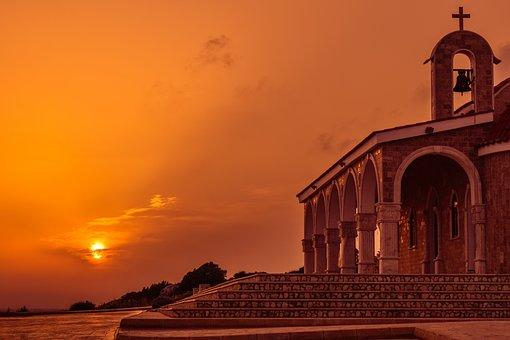 Cyprus, Ayia Napa, Sunset, Afternoon