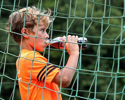 Sport, Drink, Keeper, Football