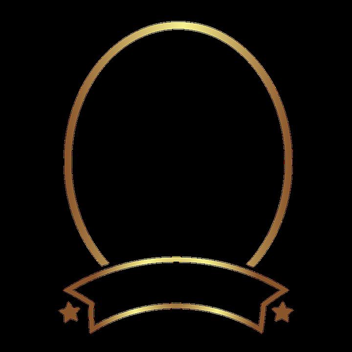 Free Illustration Photo Frame Gold Style Free Image On Pixabay 2287086
