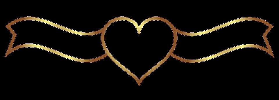 Banner Herz Hochzeit Kostenloses Bild Auf Pixabay