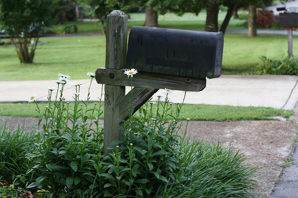 Mailbox, Brievenbus, Brief, Postdiensten, Communicatie