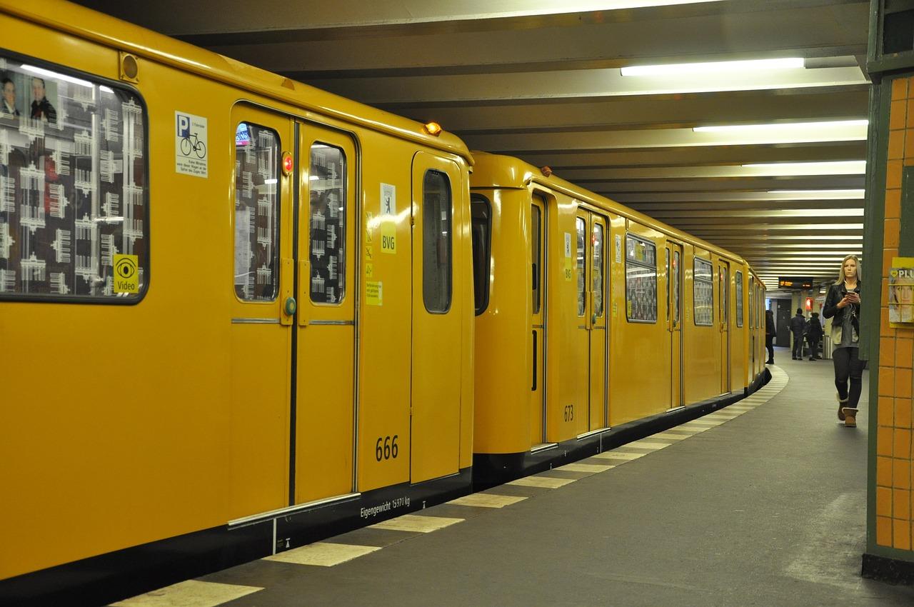 желтое метро картинка представлены все