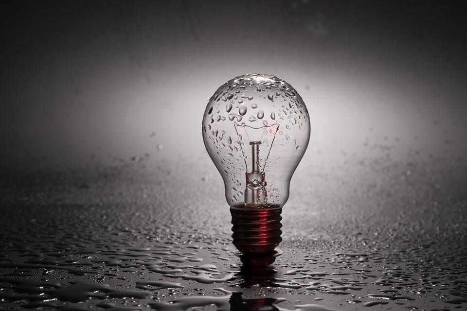 Gloeilamp, Light Bulb, Licht, Energie, Lichten, Off