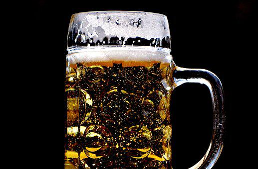 Beer Beer Garden Thirst Glass Mug Drink Be