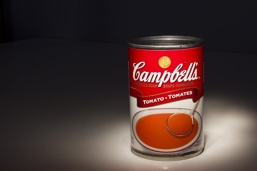 Tomato, Soup, Can, Classic