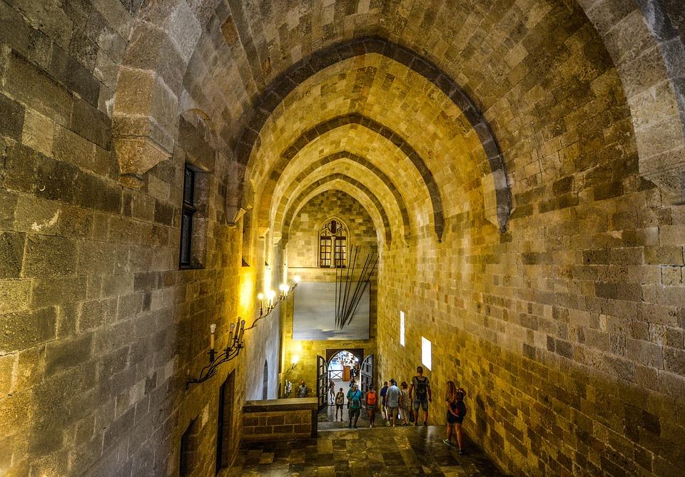 malta castle medieval free photo on pixabay