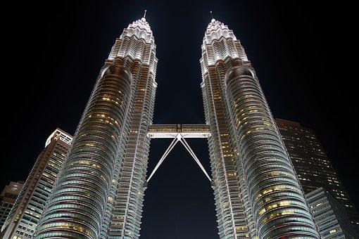 Malaysia, Skyscraper, Building