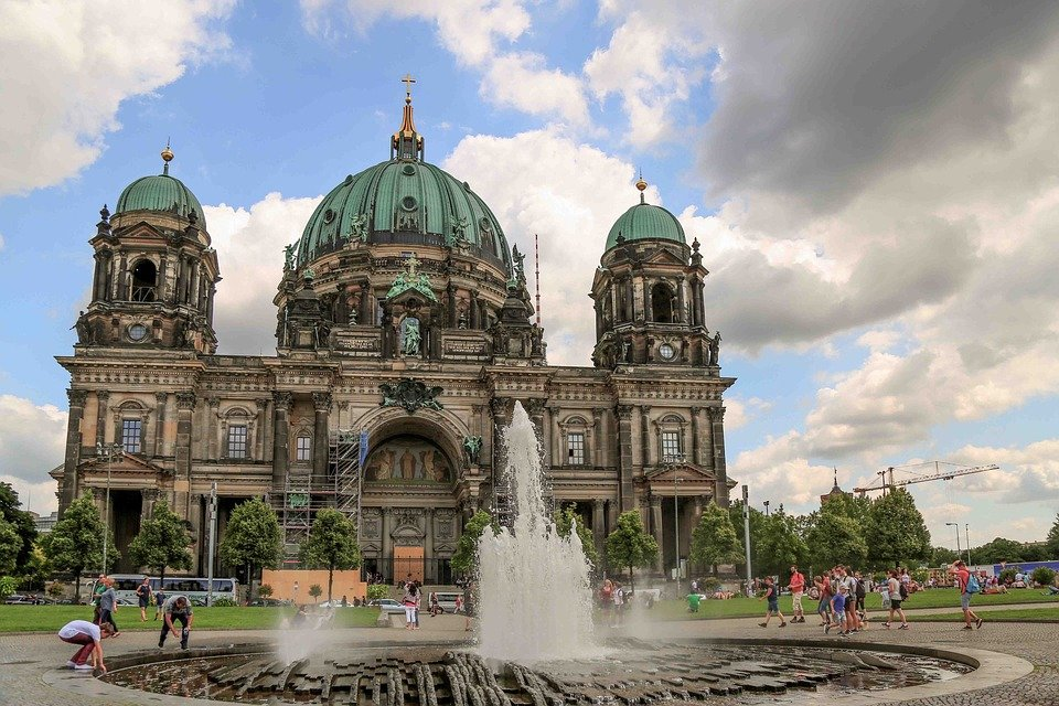 The Berlin Cathedral Berliner Dom · Free photo on Pixabay