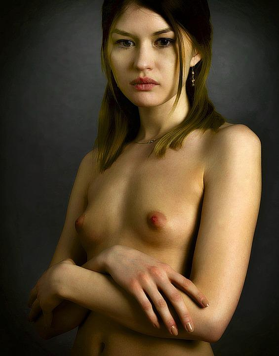 from Elias flower power female nudes