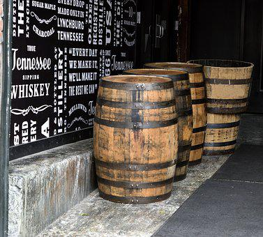 Barris De Uísque, Bourbon, Barril