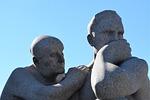 statues, sculpture, oslo