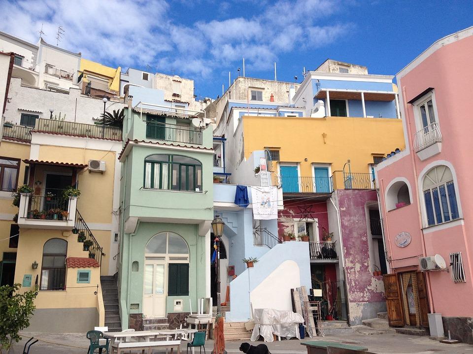 Naples Haus Kostenloses Foto Auf Pixabay