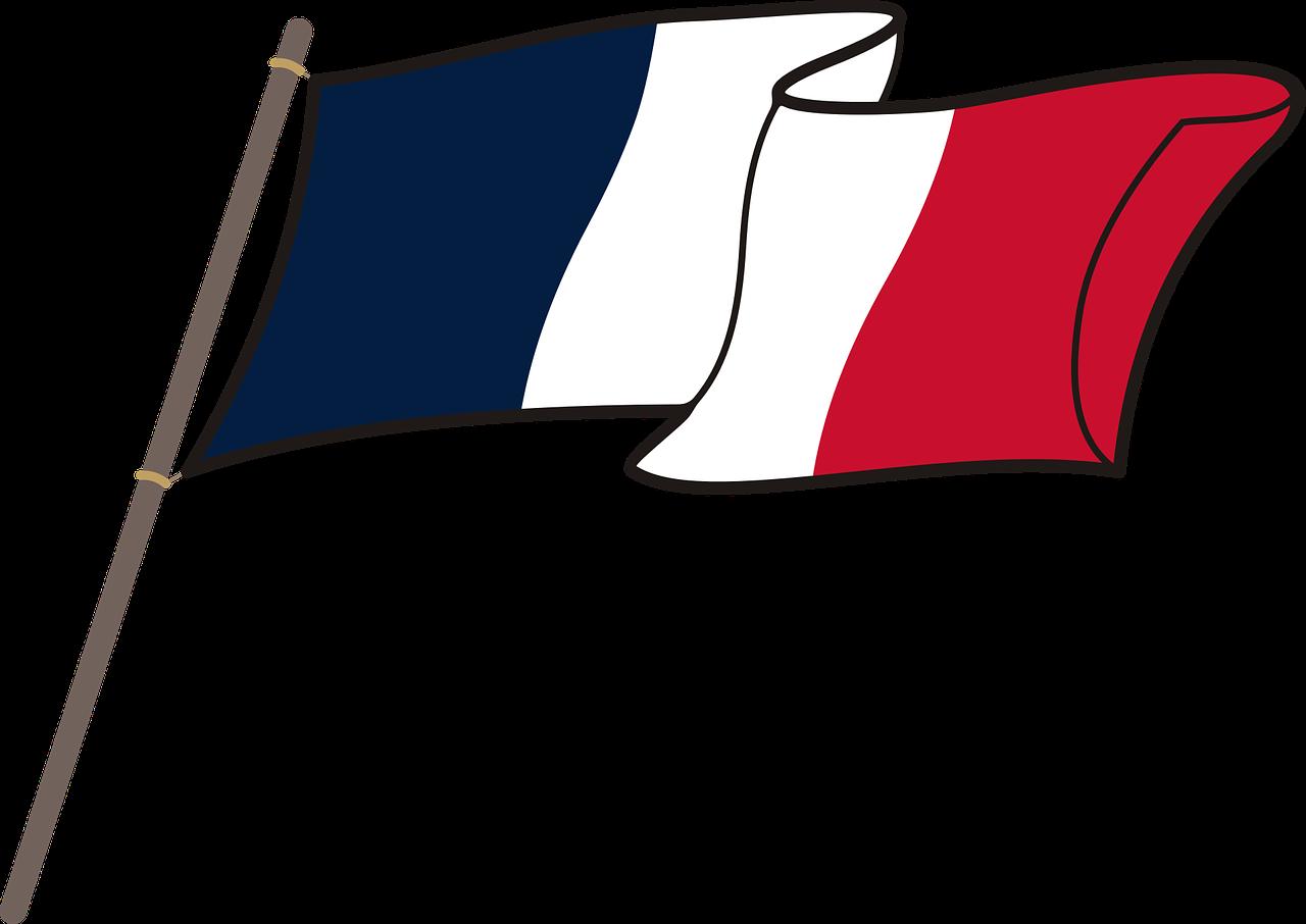 Frankreich Flagge Grafiken - Kostenlose Vektorgrafik auf Pixabay