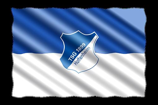 Fahne, Flagge, Fußball, Bundesliga