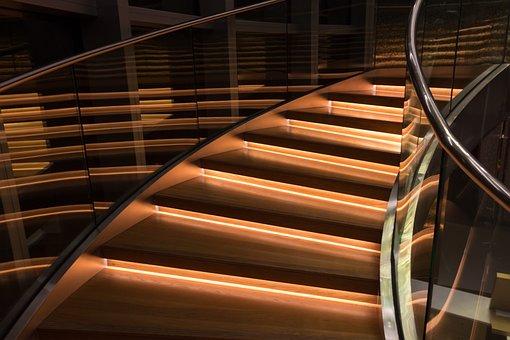 Stairs, Modern, Modern Architecture