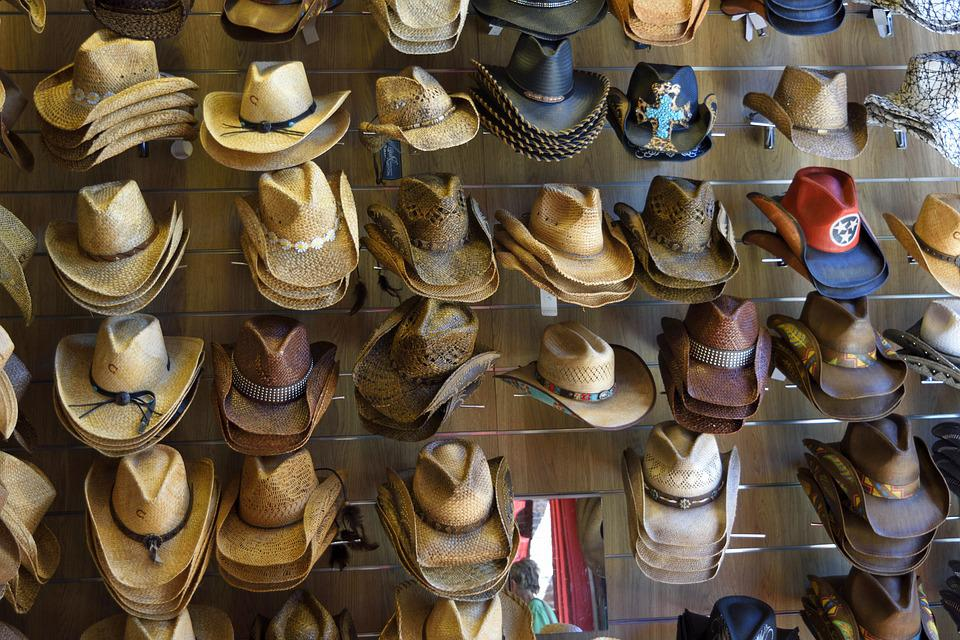 Cowboy Hats For Sale Store - Free photo on Pixabay 3ed7b58fc1c