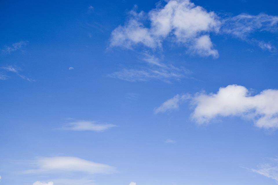 Ciel Bleu Nuage Photo Gratuite Sur Pixabay
