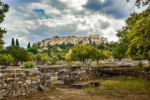 Acropolis, Parthenon, Athens, Greek
