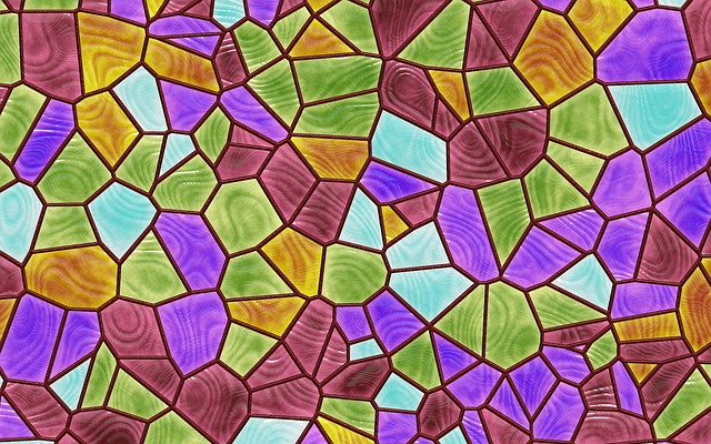 Stained Glass Window Colorful 183 Free Image On Pixabay