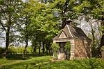 chapel, away, nature