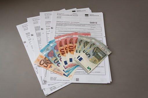 Pension Insurance, Form, Money