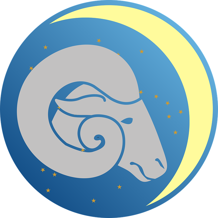Ram Zodiac Sign Free Vector Graphic On Pixabay