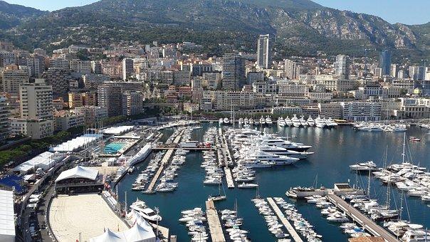 Principales destinos de Mónaco
