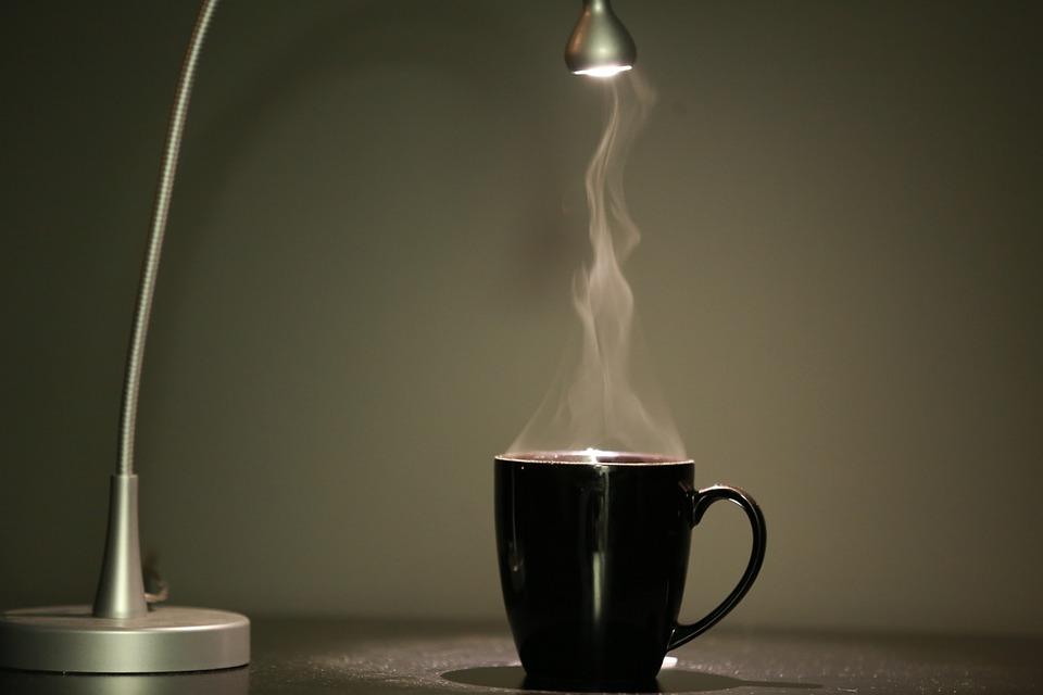 Hơi Nước, Coffe, Cốc, Uống, Nóng, Quán Cà Phê, Cà Phê