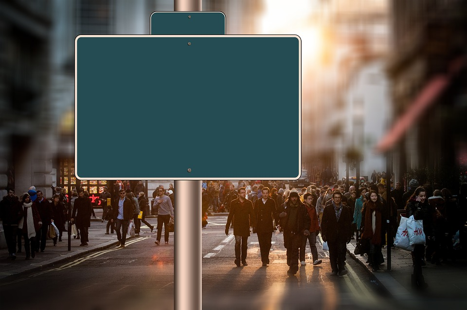 Board, Traffic Sign, Sign, Street Sign, A Notice, Empty