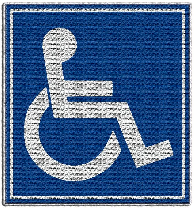Personnes En Chaise Roulante Handicaps Handicap