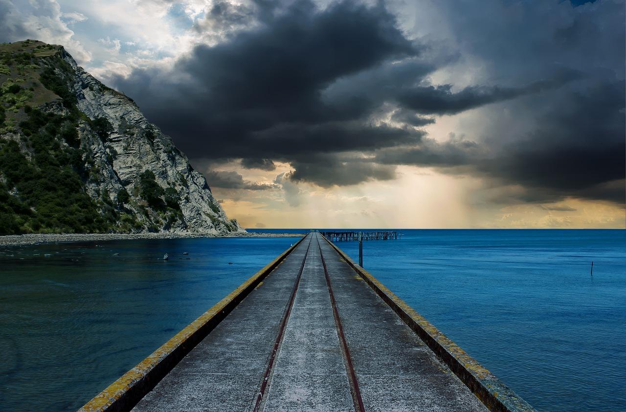 дорога к морю фотографии джек