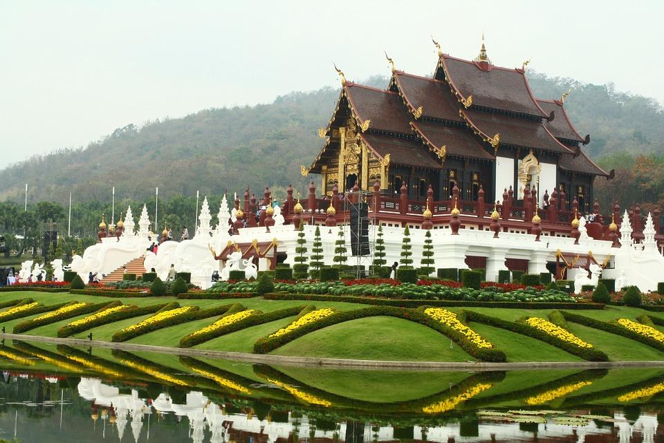 Chiang Mai, Thailand, Tuin