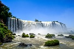waterfall, tourist spot, tourism