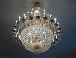 chandelier, luster