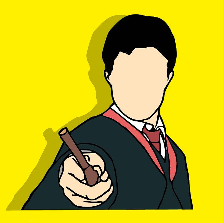Harry Potter Vector Sketchbook Symbol