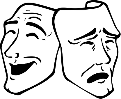 Drama, Theatre, Mask, Theater