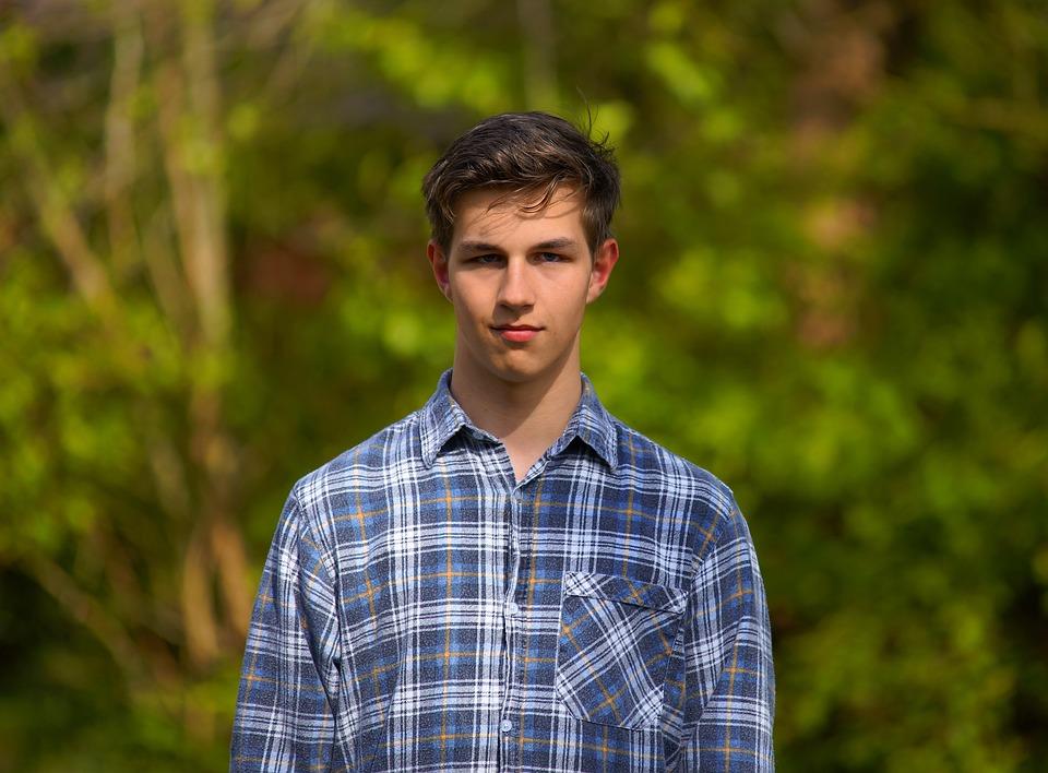Teen male pic