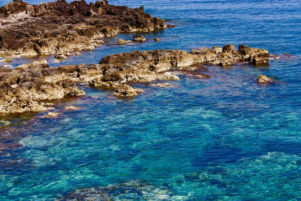 mar el mar mediterrneo naturaleza verano grecia