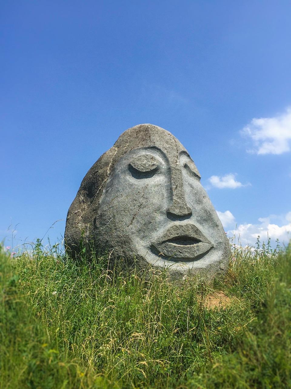 каменные лица картинки своей девушке письку